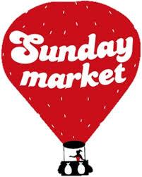 Sunday Market Wester gas Amsterdam